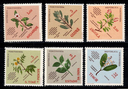La Flore 1958 Neuf ** 100% Plantes, Fleurs, Nature - Ohne Zuordnung