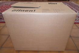Über 700 Lagerkarten, Umfangreicher Bestand Im Karton (21,8 Kg) - Stamp Boxes