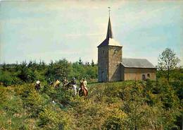 Animaux - Chevaux - Morvan - Promenade Equestre - Carte Neuve - Voir Scans Recto Verso - Horses
