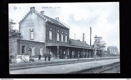 1045-GOSSELIES-la Gare Station Statie -edit SBP 6 - Charleroi