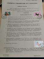 Commissione Parlamentaire, Ouagadougou. Haute-Volta - Obervolta (1958-1984)