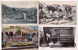 MAROC/003..........8 CPA METIERS - 5 - 99 Postcards