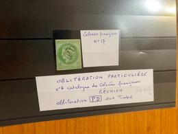 Colonies Françaises - N 17 Avec Oblitération Particulière PD - Ceres