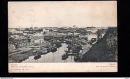 1055-RUSSIE PSKOW-vue Du Pont Troitski - Russie