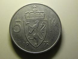Norway 5 Kroner 1972 - Noorwegen