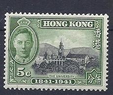 210039505  HONG KONG.  YVERT  Nº  163  **/MNH - Ongebruikt