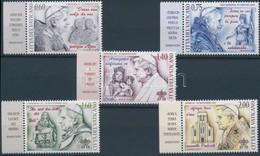 ** 2012 Pápai Utazások 2011 ívszéli Sor Mi 1748-1752 - Unclassified