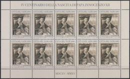 ** 2015 XII. Ince Pápa Kisív Mi 1853 - Unclassified