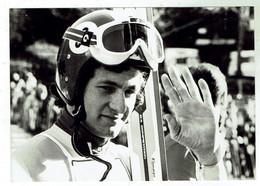 österreichischer Skirennläufer Frantz Klammer ( Mooswald Kärnten) -1981- Keystone Photo Press 10x15 - Winter Sports