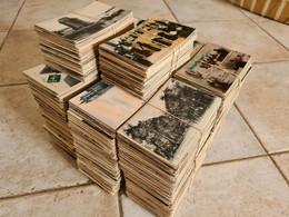 Gros Lot De 4.000 CPA Drouille Et Petites Cartes France, Très Peu D'étranger Et De Thème - 500 Postkaarten Min.