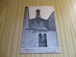 CPA Montpellier (34).Institution De La Merci. - Montpellier