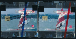 1991 2 Db Bontatlan Telefonkártya - Unclassified