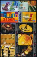 10 Db Klf 10 000 Példányos Telefonkártya - Unclassified