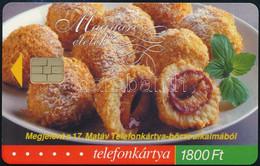 """2000 """"Szilvásgombóc"""" Telefonkártya, 2000 Példányos, Jó állapotban - Unclassified"""