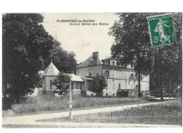 58 -   ST HONORE LES BAINS  -  Grand Hôtel Des Bains  84 - Saint-Honoré-les-Bains
