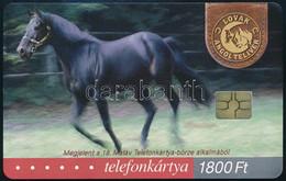 """2003 """"Lovak"""" Telefonkártya, 2000 Példányos, Jó állapotban - Unclassified"""