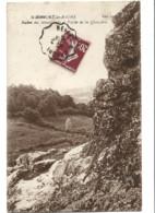 58 -   ST HONORE LES BAINS  -  Roches Des Mouillards Et Vallée De La Queuldre   85 - Saint-Honoré-les-Bains