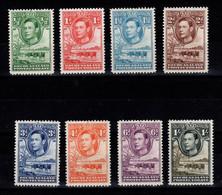 Bachuanaland - YV 65 à 72 N** MNH , ( Mi 101 à 108 ) - 1885-1964 Protectoraat Van Bechuanaland