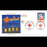 FDC JF - Croix Rouge - 8/11/2001 Paris - 2000-2009