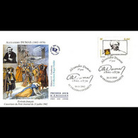 FDC JF - Alexandre Dumas, écrivain - 30/11/2002 Villers Cotterêts - 2000-2009