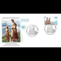 FDC JF - Notre Dame De La Salette - 15/8/2002 La Salette Fallavaux - 2000-2009