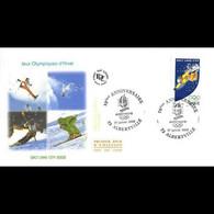 FDC JF - JO D'hiver Salt Lake City 2002 - 27/1/2002 Albertville - 2000-2009