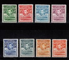 Basutoland - YV 18 à 25 N**/N*  MNH/ MH , 18 à 23 N** MNH , 24 & 25 N* MH - 1933-1964 Kolonie Van De Kroon