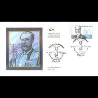 CEF - Henri Moissan, Prix Nobel De Chimie - Oblit Paris 14/10/06 - 2000-2009