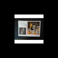 FDC GF Soie -  Bloc Les Opéras De Mozart, Oblit 17/6/06 - 2000-2009