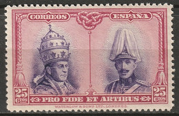 Spain 1928 Sc B81  MNH** - Ungebraucht