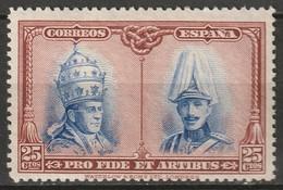 Spain 1928 Sc B97  MNH** - Ungebraucht