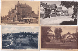 DEP68/001............8 CPA - 5 - 99 Postcards