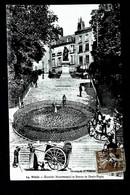 6.80€ : 41 - BLOIS - Escalier Monumental Et Statue Saint Denis Papin - Voyagée - Blois
