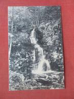 Mine Hill Falls Near      Hackettstown  New Jersey   Ref  4974 - Ohne Zuordnung