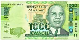 Malawi - 1000 Kwacha - 2013 - Pick 62.b - Serie AJ - 1.000 - Malawi