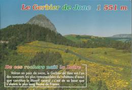 Le Gerbier De Jonc 1551 M. - De Ces Rochers(phonolithiques) Naît La Loire - (P) - Unclassified