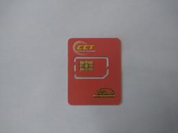Congo(Kinshasa) GSM SIM Cards, (1pcs,MINT) - Congo