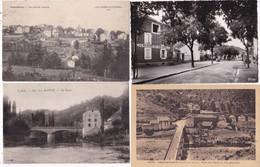 DEP48/002............8 CPA - 5 - 99 Postcards