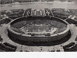 STADIO-STADE-STADIUM-ESTADIO-CALCIO-SOCCER-FOOTBALL-MOSCA-RUSSIA-CENTAL LENIN STADIUM-VERA FOTO VIAGGIATA NEL 1967 - Calcio
