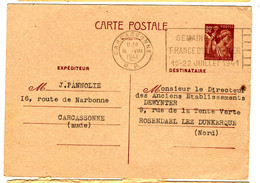 48139 - SEMAINE FRANCE D  OUTREMER - 1921-1960: Periodo Moderno