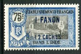 INDE ( POSTE ) : Y&T  N°  71  TIMBRE  NEUF  AVEC  TRACE  DE  CHARNIERE . A  SAISIR . - Nuevos