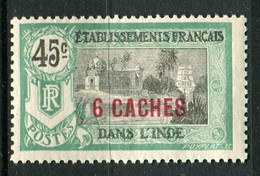 INDE ( POSTE ) : Y&T  N°  64  TIMBRE  NEUF  AVEC  TRACE  DE  CHARNIERE . A  SAISIR . - Nuevos