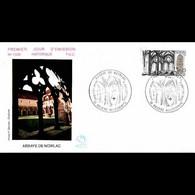 FDC N° 1339 - L'Abbaye De Noirlac - 2/7/1983 Bruère-Allichamps - 1980-1989