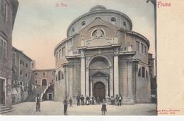 FIUME-CROAZIA-ST.VITO-CARTOLINA NON VIAGGIATA -ANNO 1900-1904 - Kroatien