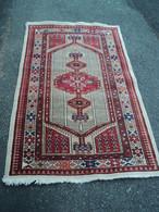 Antique Caucasian Carpet Tapis Laine Caucase Wool Handmade 170x100cm - Rugs, Carpets & Tapestry