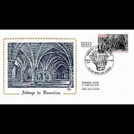 CEF - L'Abbaye De Vaucelles - 19/9/1981 Les Rues Des Vignes - 1980-1989