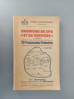 Environs De Spa Et De Verviers - Belgium