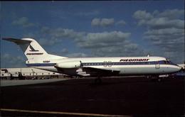 CPA Amerikanisches Passagierflugzeug, Piedmont, Fokker F28-4000, N206P - Sin Clasificación
