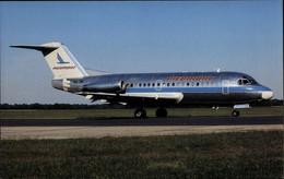 CPA Amerikanisches Passagierflugzeug, Piedmont Airlines, Fokker F28-1000, N273N - Sin Clasificación