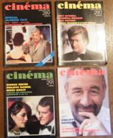 """Lot 17 Revues """" Cinéma """" + 2 """" Cinema India-International """" + 1 """" Le Film Français """" - Cinéma/Télévision"""